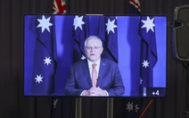 Thủ tướng Morrison phản ứng Bộ Ngoại giao Trung Quốc đăng hình 'bôi nhọ' lính Úc