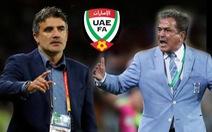 Báo Ahdaaf: UAE - đối thủ tuyển Việt Nam - sa thải HLV trưởng