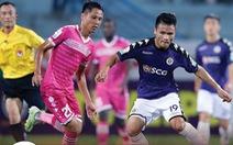 Lịch trực tiếp V-League 2020: CLB Hà Nội quyết đấu Sài Gòn