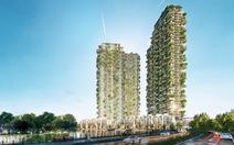 Ecopark xây dựng tháp xanh cao nhất thế giới