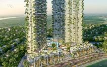 Dự án căn hộ có 400 khu vườn trên cao tại Ecopark