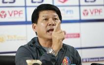 HLV Vũ Tiến Thành: 'Chúng tôi đá hết mình trước Viettel, cho Hà Nội FC vô địch'