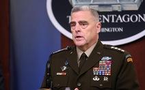 Tướng Mỹ dập tin đồn quân đội 'hộ tống' ông Trump ra khỏi Nhà trắng nếu ông Trump thua