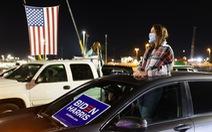 Ông Biden phát biểu 'tự tin chiến thắng' giữa lúc kết quả bầu cử chưa ngã ngũ