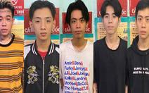 Khởi tố 7 nhân viên quán bar đánh chém người náo loạn quận 1