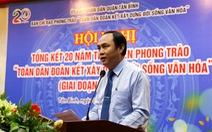 100% khu dân cư tại quận Tân Bình được công nhận khu dân cư văn hóa
