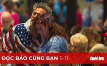 Đọc báo cùng bạn 5-11: Bầu cử Mỹ 2020 - Bất ngờ lá phiếu qua thư