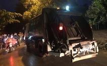 Dân bức xúc ô nhiễm, Hà Nội kiểm tra, giám sát toàn bộ xe chở rác