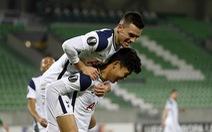 17 giây sau khi vào sân, Son Heung-Min đã 'dọn cỗ' giúp Tottenham chiến thắng 3-1