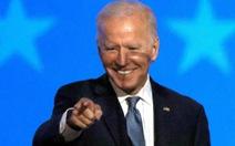 Joe Biden 30 năm giấc mộng tổng thống