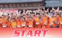 Giải chạy từ thiện đem lại hàng ngàn đôi mắt sáng cho trẻ thơ