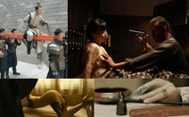 Thế thân trong phim Hoa ngữ: Từ 'ngựa thế', 'mông thế', 'eo thế'… đến ăn cơm cũng 'thế'