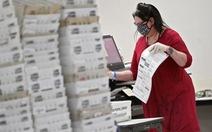 Thẩm phán Tòa tối cao yêu cầu Pennsylvania tách riêng phiếu đến sau ngày 3-11