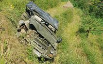 Xe Uoát rơi vực ở Hà Giang không đạt điều kiện kinh doanh du lịch