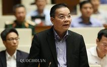 Tuần này, Quốc hội miễn nhiệm bộ trưởng Chu Ngọc Anh
