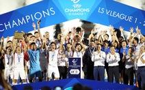 Khoảnh khắc hạnh phúc của Viettel - nhà vô địch V-League 2020