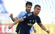 Ronaldo lập công, Juventus vẫn đánh rơi thắng lợi phút 90+4