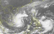 Bão số 12 chưa vào, Biển Đông lại sắp đón bão cấp 13-14, giật cấp 16
