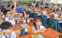 Sử dụng tiết ôn tập giúp học sinh lớp 1 TP.HCM gặp khó môn tiếng Việt