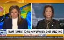 Fox News: Luật sư ông Trump tung 'bom tấn' 450.000 phiếu khả nghi