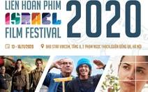 Sáu bộ phim đặc sắc tặng khán giả Việt Nam trong Liên hoan phim Israel 2020