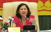 Giới thiệu phó thống đốc Nguyễn Thị Hồng làm thống đốc Ngân hàng Nhà nước