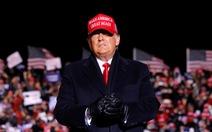 Ông Trump sẽ vận động kiện tụng quy mô lớn, công bố cáo phó của cử tri đã chết?