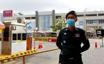 Campuchia ráo riết truy vết người liên quan COVID-19