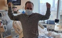 Bệnh nhân COVID-19 dành 5 tháng để tìm kiếm và cảm ơn hơn 100 y bác sĩ