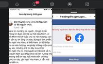 Facebook vào cuộc xử lý các tài khoản lừa gắn tag, nhắc tên