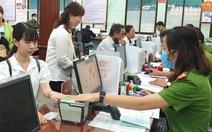 Đề xuất giảm 50% lệ phí cấp thẻ căn cước công dân đến giữa năm sau