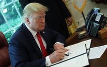 Chính quyền ông Trump lập kỷ lục về lệnh trừng phạt: 3.900 lệnh