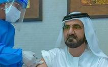 Vắc xin Trung Quốc hiệu quả 86%, lãnh đạo UAE tiêm công khai
