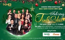 Trực tiếp: Đêm nhạc Quà tặng Giáng sinh 2020 - Ánh sáng Tình yêu