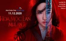 Bom tấn 200 triệu USD của Disney - 'Mulan' công chiếu độc quyền trên Galaxy Play