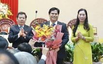 Ông Trần Phước Hiền giữ chức phó chủ tịch UBND tỉnh Quảng Ngãi