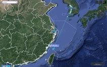 Mỹ đưa máy bay qua 'vùng nhận diện phòng không' do Trung Quốc tự công nhận
