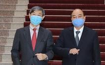Lãnh đạo JICA: Nhật xây dựng lại chuỗi cung ứng, hướng chọn Việt Nam