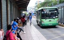 TP.HCM chỉ có 42% tuyến đường đạt chuẩn cho xe buýt