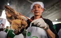 Hương phở thơm ngào ngạt ở cuộc thi 'Đi tìm người nấu Phở ngon năm 2020'