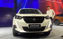 Thaco giới thiệu mẫu xe SUV Peugeot 2008 giá chỉ từ 739 triệu đồng
