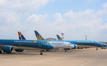 Dù COVID-19 ảnh hưởng, hàng không vẫn dự định phục vụ tết ở mức cao