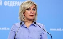 Nga tuyên bố sẽ 'ăn miếng trả miếng' lệnh trừng phạt nhân quyền của Anh
