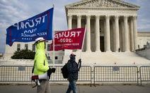 Tòa tối cao bác đơn kiện, đảng viên Cộng hòa đề nghị Texas và nhiều bang ly khai