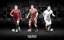 Danh sách rút gọn Giải FIFA The Best gây tranh cãi