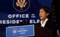 Bà Katherine Tai được đề cử làm đại diện thương mại Mỹ