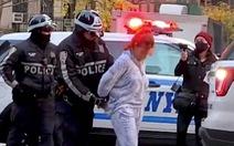 Tông xe vào đám đông biểu tình ở New York, nhiều người bị thương