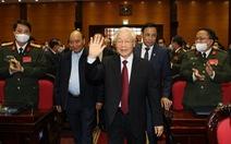 Tổng bí thư, Chủ tịch nước Nguyễn Phú Trọng chủ trì hội nghị tổng kết chống tham nhũng