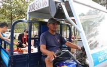 Ông Minh 'cô đơn' tặng 3 xe máy cho sinh viên sau khi được tặng xe mới