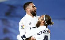 Đánh bại 'kình địch' Atletico Madrid, Real Madrid làm 'sống lại' cuộc đua vô địch